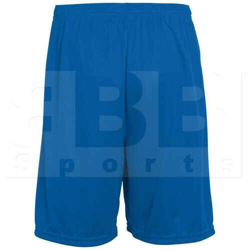 1420.060.M Augusta Training Short w/ Covered Elastic Waistband Drawcord Inside Royal