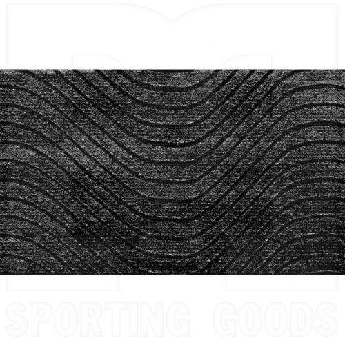 23817 Mueller Pre-Cut Kinesiology Tape Black - 20 Strips