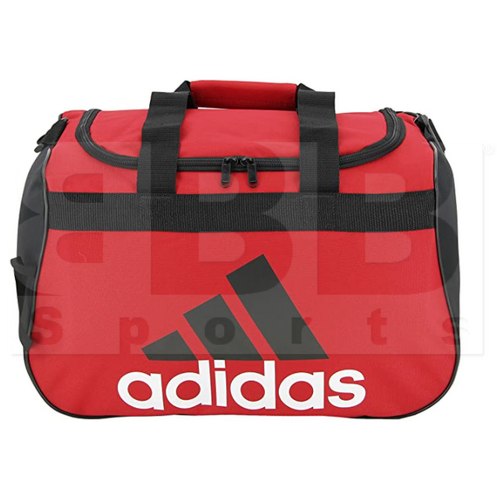 5136365 Adidas Diablo Duffle Bag Red W/ Black