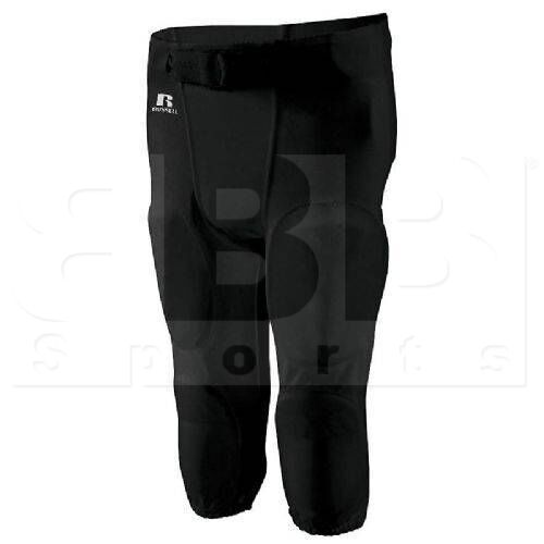 F25PFP.BLK.L Russell Athletic Practice Pant without Pads Black