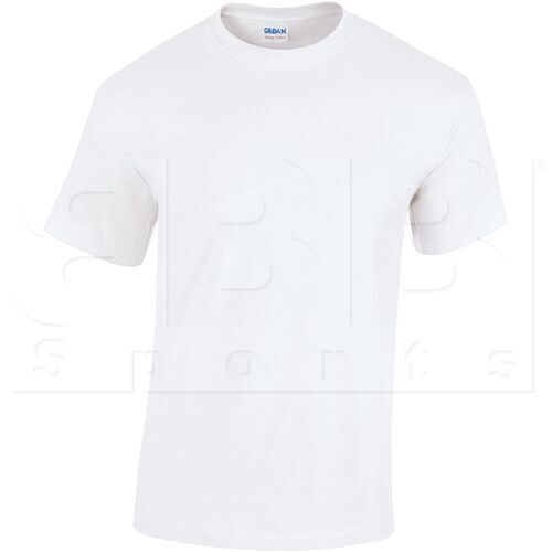 G5000WH3XL Gildan Camisa de Algodon Blanca