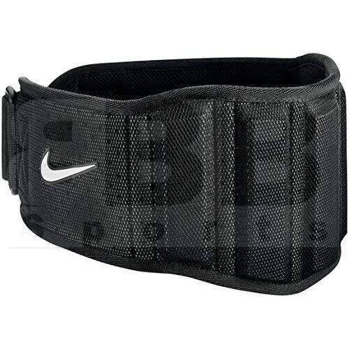 ENIEO08 Nike Structured Fitness Training Belt 3.0 Black