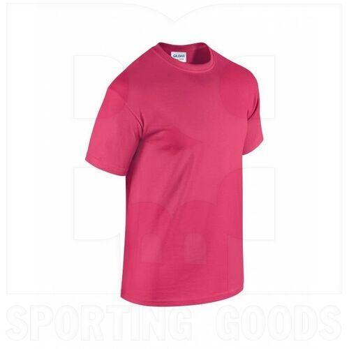 G5000HLXL Gildan Cotton Shirt Heliconia (Fuschia)