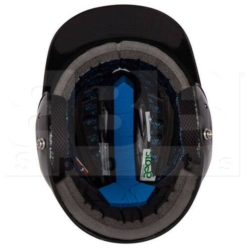 "BH3000-BK All-Star System Seven™ NOCSAE Solid Gloss Batting Helmet 6 1/2"" - 7 1/2"" Black"