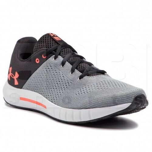 3000011-111-8.5 Under Armour  Micro Pursuit Grey/Black/Orange