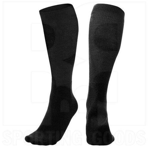 SK2-BK Champion Athletic Multi Sports Socks Black (Pair)