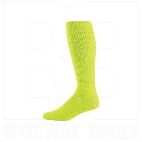 328030.096.L High Five Athletic Knee-Length Socks Pair Lime