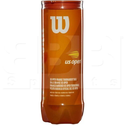 T1377 Wilson Orange TennisBall Can/3