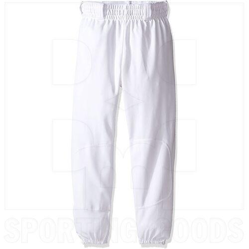 YBEP31-W-90 Rawlings Pull Up Pants White