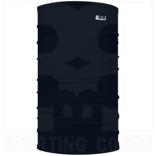 BOWTNGBK BBB Sports On-Field Cálido Tubo de Cuello Microfibra Negro