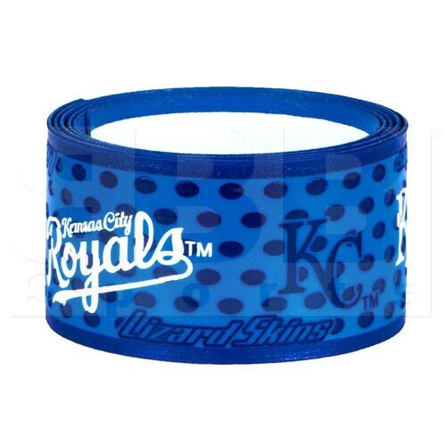 DSPBW1KAN Lizard Skins 1.1mm MLB Kansas City Royals Bat Grip