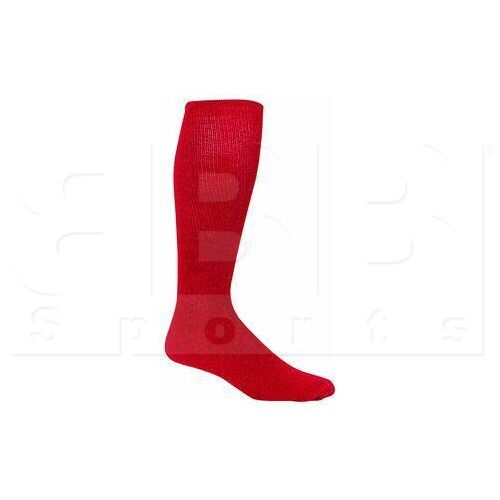 SK2-SC Champion Athletic Multi Sports Socks Red (Pair)