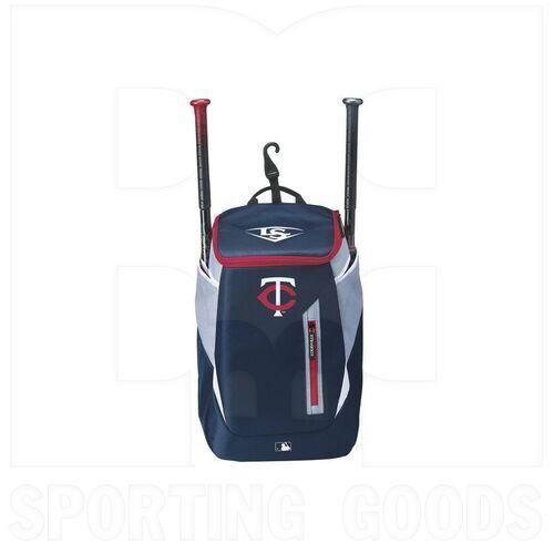 9302TC-MIN Louisville Slugger Genuine MLB Stick Pack Minnesota Twins Bag