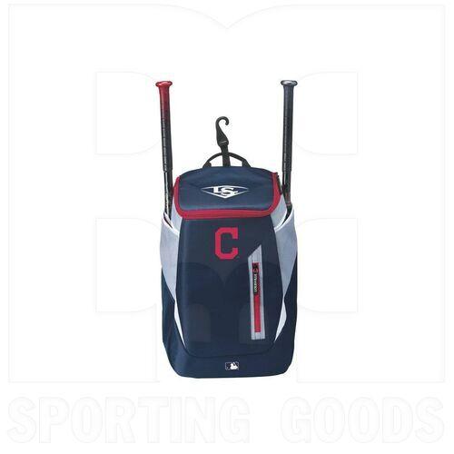 9302TC-CLE Louisville Slugger Genuine MLB Stick Pack Cleveland Indians Bag