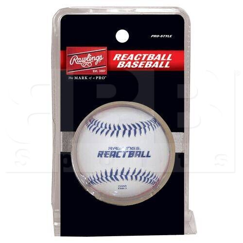 REACTBASEBALL Rawlings Pro-Style Reactball Baseball