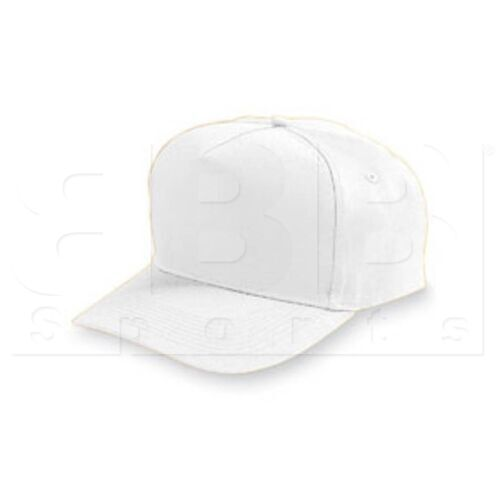6202005 Augusta Five-Panel Cotton Twill Cap