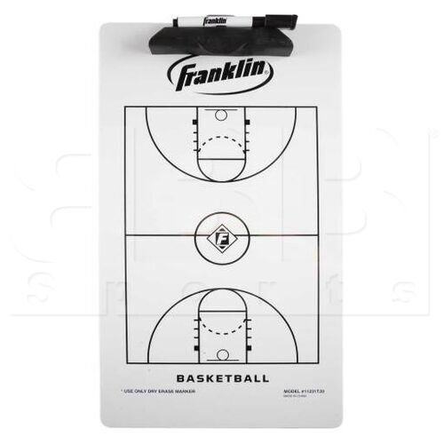 11231 Franklin Clipboard Coach Basketball