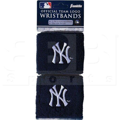 "2735F10P6 Franklin Muñequera MLB New York Yankees 2.5 """
