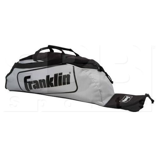 19028BW Franklin Junior Equipment Bag Gray