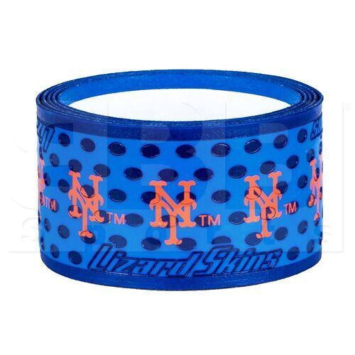 DSPBW1NYM Lizard Tape de Bate para Mejor Agarre DSP New York Mets 1.1 Mm