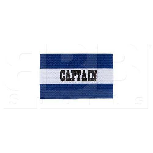 CAP-RO Champion Sports Soccer Adult Captain Arm Bands Royal/White