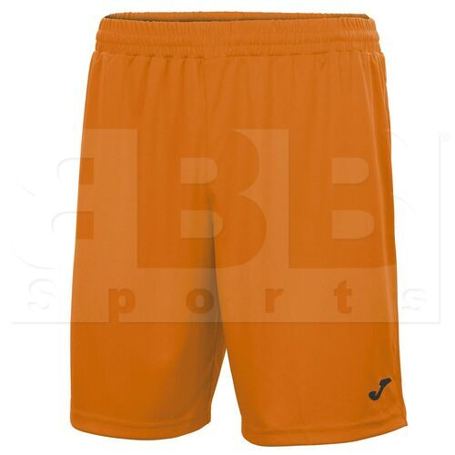 100053.800 Joma Short Nobel Polyester Dry MX Orange
