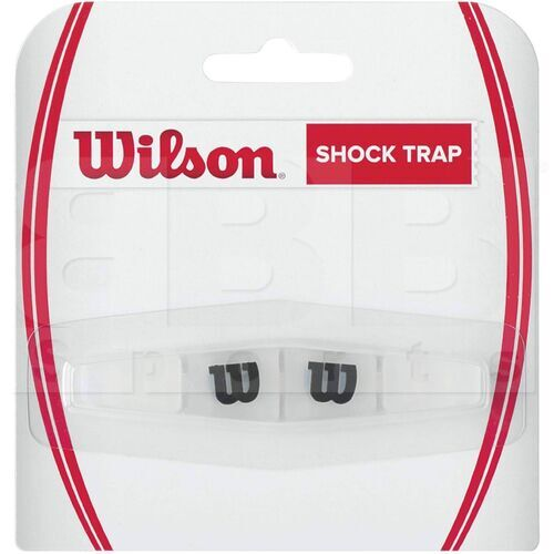 Z5370 Wilson Amortiguador de Vibraciones para Raqueta de Tenis Pro  Clear