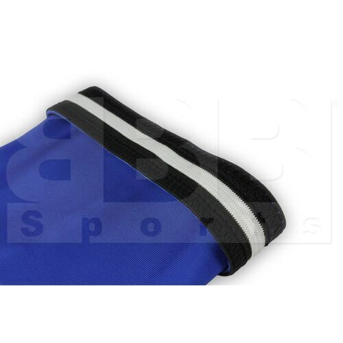 AS1813 Dux Sports Solid Compression Arm Sleeve Royal