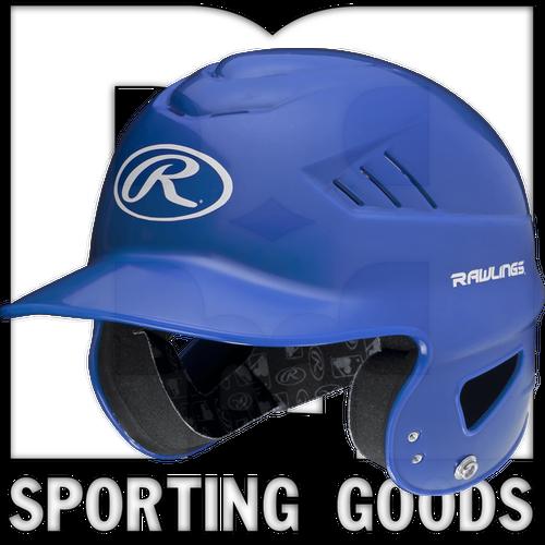 """RCFH-RO Rawlings Casco de Bateo de Béisbol Moldeado Coolflo 6 ½ """"- 7 ½"""" Royal"""