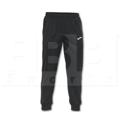 101113.100 Joma Estadio II Long Jogger Pant Black