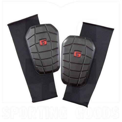 SP090201 G-Fom Espinillera Pro-S Clash Negra (Par)