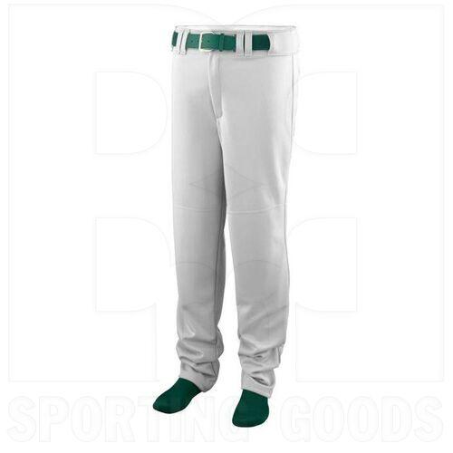 1440.005.2XL Augusta Pantalón de Béisbol y Sóftbol Largo Series Blanco