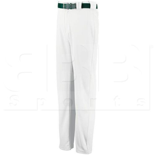 234DBM.WHI.XL Russell Athletic Boot Cut Game Baseball Pant White