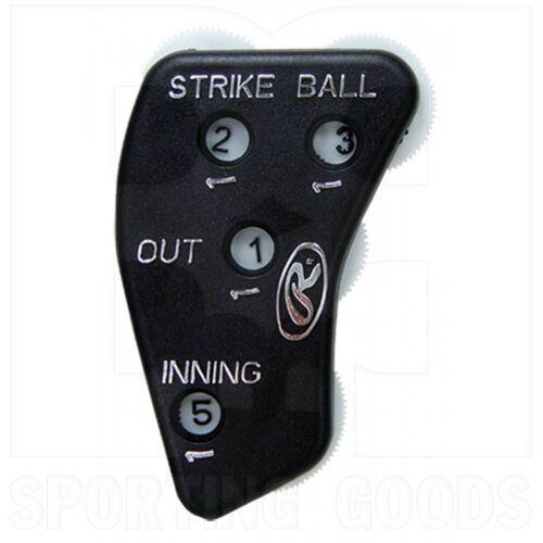 4IN1 Rawlings Umpire Indicator Black