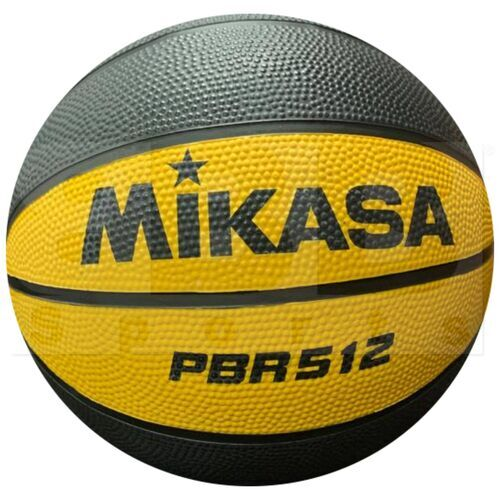 """PBR512 Mikasa Indoor/Outdoor Rubber Basketball Size 5 (27.5"""")"""