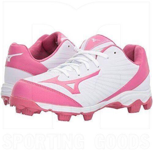 320557.0013.05.0600 Mizuno Spike Franchise  White/Pink