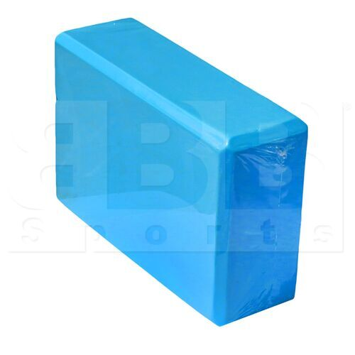 IR97416-AR Tamanaco Fitness Yoga Brick Eva Clear Blue