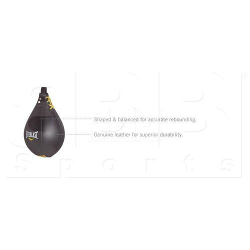 4241 Everlast Leather Speed Bag 9""