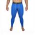 CP1813YM Dux Sports Pantalón Ajustado de Compresión Sólido Royal