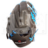"""ST1202-BKR Tamanaco ST-Series Natural Leather Infield/Outfield Glove 12"""" Black/Royal RHT"""