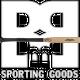 "Rawlings Velo Adirondack Hard Maple Wood Baseball 271 Profile Bat w/ 15/16"" Handle Black/Natural"