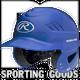 """Rawlings Coolflo Molded Baseball Batting Helmet 6 ½"""" – 7 ½"""" Royal"""